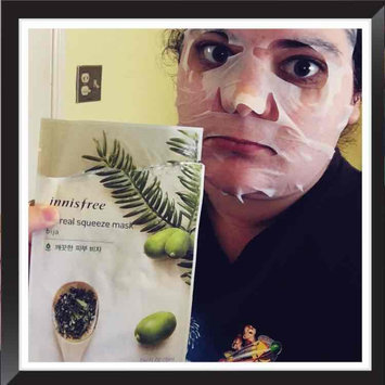 Photo of Innisfree - It's Real Squeeze Mask (Bija) 10 pcs uploaded by Jessica R.