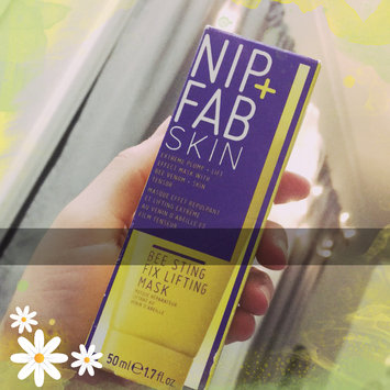 Photo of Nip + Fab NIP+FAB Bee Sting Fix Lifting Mask 50ml/1.7oz uploaded by M Noemi N.