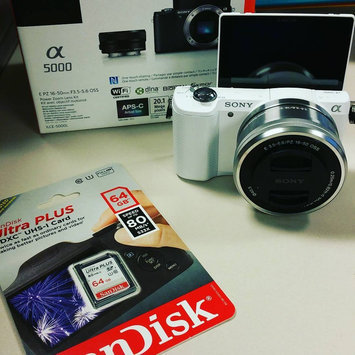Photo of Sony Alpha a5000 Mirrorless Digital Camera with 16-50mm OSS Lens uploaded by Jessica J.