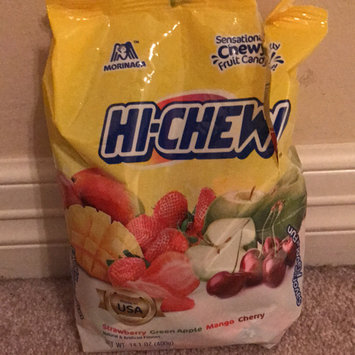 Photo of Morinaga Hi-Chew Assorted Flavors Fruit Chews, 3.53 oz (Pack of 6) uploaded by Jessica M.