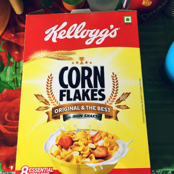 Photo of Kellogg's Cereal Corn Flakes The Original & Best uploaded by Su💗rob T.