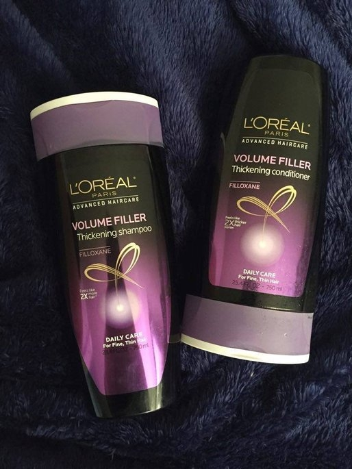 L'Oréal Paris Advanced Haircare Volume Filler Thickening Shampoo, 12. uploaded by Vanna L.