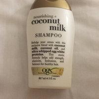 OGX® Coconut Milk Shampoo uploaded by Carlee C.