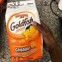 Pepperidge Farm® Goldfish® Cheddar Baked Snack Crackers uploaded by Queenie C.