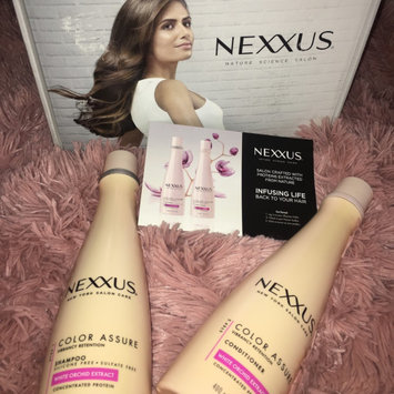 Photo of NEXXUS® COLOR ASSURE SHAMPOO FOR COLORED HAIR uploaded by Maraam A.