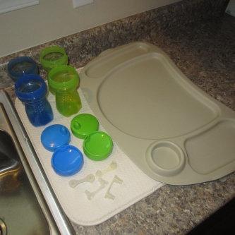 The Original Dish Drying Mat uploaded by Christina M.