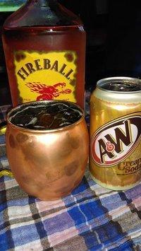 Fireball Cinnamon Whisky uploaded by valerie w.