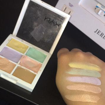 NYX Color Correcting Concealer Palette uploaded by Jordan M.