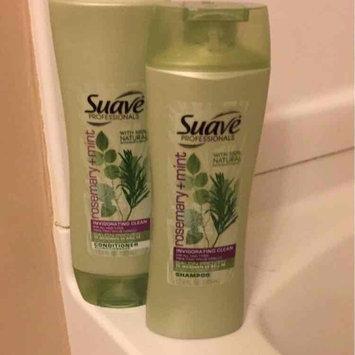 Suave Professionals Rosemary + Mint Shampoo uploaded by Jenna S.