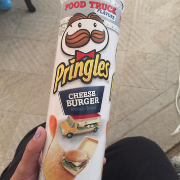 Photo of Pringles® Cheeseburger uploaded by Wendy C.