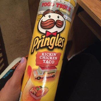 Pringles Potato Crisps Kickin' Chicken Taco uploaded by Wendy C.