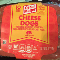 Oscar Mayer Classic Cheese Dogs - 10 CT uploaded by Wendy C.