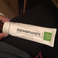 Rembrandt® Deeply White® + Peroxide Whitening Toothpaste uploaded by Wendy C.