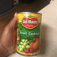 Del Monte® Fruit Cocktail - 100 Calories uploaded by Arnisha W.