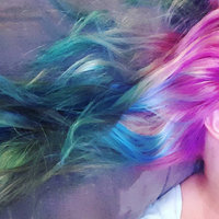 Ion Color Brilliance Brights Semi-Permanent Hair Color Aqua uploaded by Ashley C.