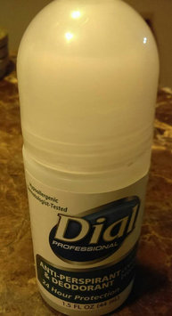 Dial DPR07686 Anti-Perspirant Deodorant, Crystal Breeze, 1.5 oz, Roll-On, 48 Per Carton uploaded by Carole M.