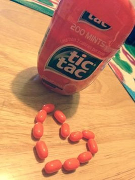 Tic Tac Mints Orange uploaded by Liz J.