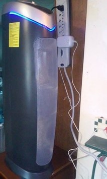 Germ Guardian 3-in-1 Digital UV Air Cleaning System True HEPA & Pet Pure Treatment, 1 ea uploaded by Amanda A.