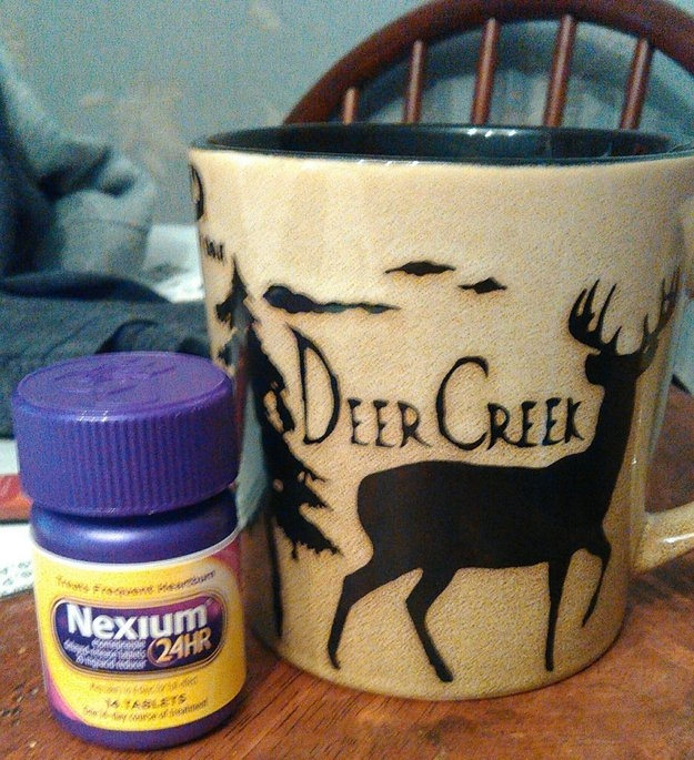 Nexium 24HR Capsules - 14 Count uploaded by Kellyn S.