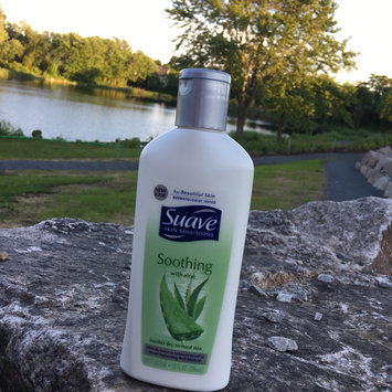 Suave® Soothing with Aloe Body Lotion uploaded by Grace O.