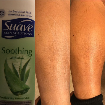 Suave® Soothing with Aloe Body Lotion uploaded by Olga P.