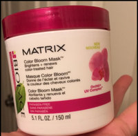 Matrix Biolage Colorcaretherapie Color Bloom Masque uploaded by Teresa K.