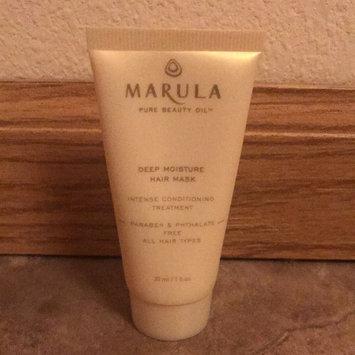 Photo of Marula Deep Moisture Hair Mask Intense Conditioning Treatment 6 oz uploaded by Miranda F.