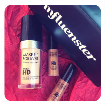 MAKE UP FOR EVER Ultra HD Foundation uploaded by Brooke L.