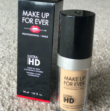 MAKE UP FOR EVER Ultra HD Foundation uploaded by Sharanpreet K.