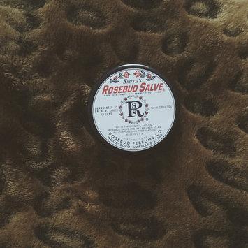 Photo of Rosebud Perfume Co. Smith's Rosebud Salve Tin uploaded by april n.
