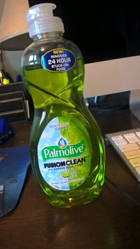 Photo of Palmolive® Ultra Fusion Clean™ with Baking Soda & Lime uploaded by Jinevea S.