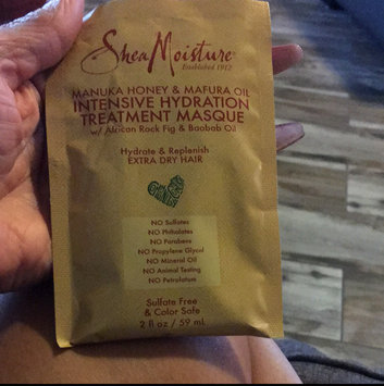 Photo of SheaMoisture Manuka Honey & Mafura Oil Intensive Hydration Masque uploaded by Deborah C.