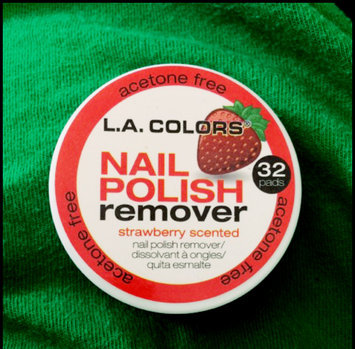 Photo of L.A. Colors Nail Polish Remover Pads uploaded by Kamila B.