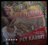 F.m. Brown Pet F.M. Browns Pet Tropical Carnival Rabbit Food 5 Lb uploaded by claudia d.