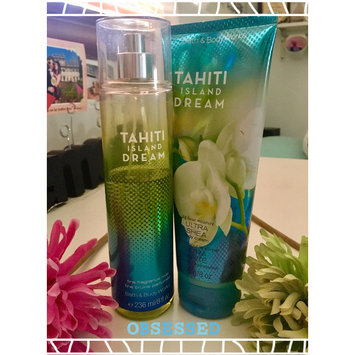 Photo of Bath & Body Works TAHITI ISLAND DREAM Fine Fragrance Mist 8 fl oz / 236 mL uploaded by Karla C.