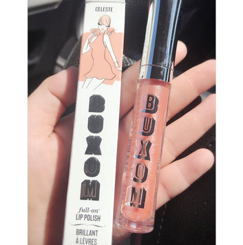 Photo of Buxom Full-On Lip Polish Lip Plumping Gloss SOPHIA (sweetheart pink) .07 oz uploaded by Crystal G.