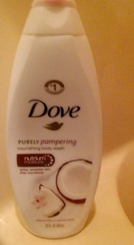 Photo of Dove Purely Pampering Almond Cream with Hibiscus Body Wash uploaded by Brittany C.