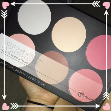 Photo of BH Cosmetics Contour and Blush Palette uploaded by Brittany M.