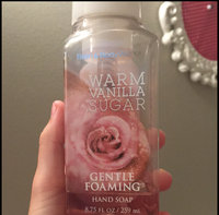 Bath & Body Works® WARM VANILLA SUGAR Gentle Foaming Hand Soap uploaded by Peyton P.