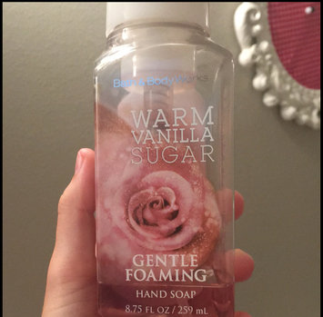 Photo of Bath & Body Works Gentle Foaming Hand Soap Warm Vanilla Sugar uploaded by Peyton P.