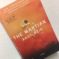 The Martian (Reprint) (Paperback) uploaded by Krista L.