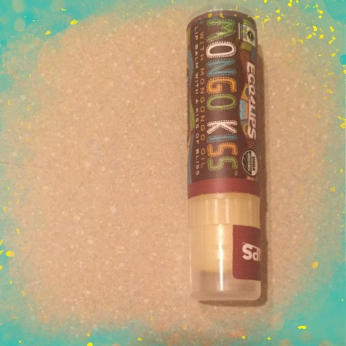 Eco Lips - Mongo Kiss Lip Balm Pomegranate - 0.25 oz. uploaded by Nancy C.