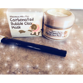 Photo of Elizavecca Milky Piggy Carbonated Bubble Clay Mask uploaded by Marcie M.