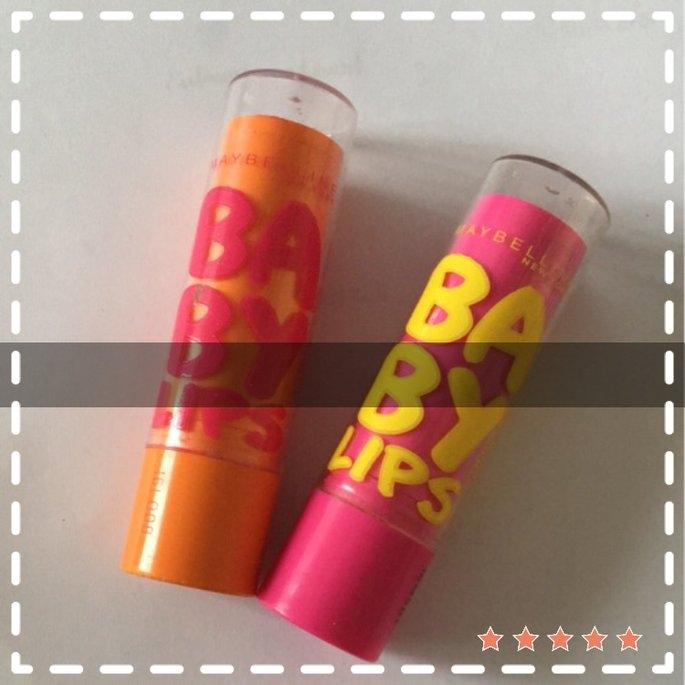 Maybelline Baby Lips® Moisturizing Lip Balm uploaded by Bianka S.