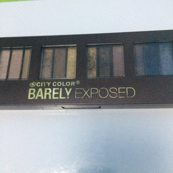 Photo of CITY COLOR Barely Exposed Eye Shadow Palette Day/Night uploaded by Jessicurris M.