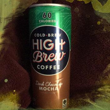 Photo of High Brew Coffee Dark Chocolate Mocha 8 fl oz uploaded by Tonya L.
