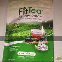 Fit Tea 28 Day Detox Herbal Weight Loss Tea - Natural Weight Loss, Body Cleanse and Appetite Control. Proven Weight Loss Formula. uploaded by Gladys H.