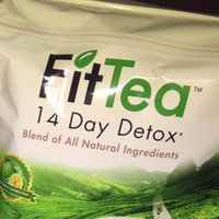Fit Tea 28 Day Detox Herbal Weight Loss Tea - Natural Weight Loss, Body Cleanse and Appetite Control. Proven Weight Loss Formula. uploaded by Sandra C.