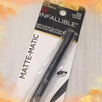 L'Oréal Paris Infallible® Matte-Matic Liner uploaded by Elena F.