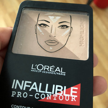 Photo of L'Oréal Paris Pro Contour Palette uploaded by Gloria O.